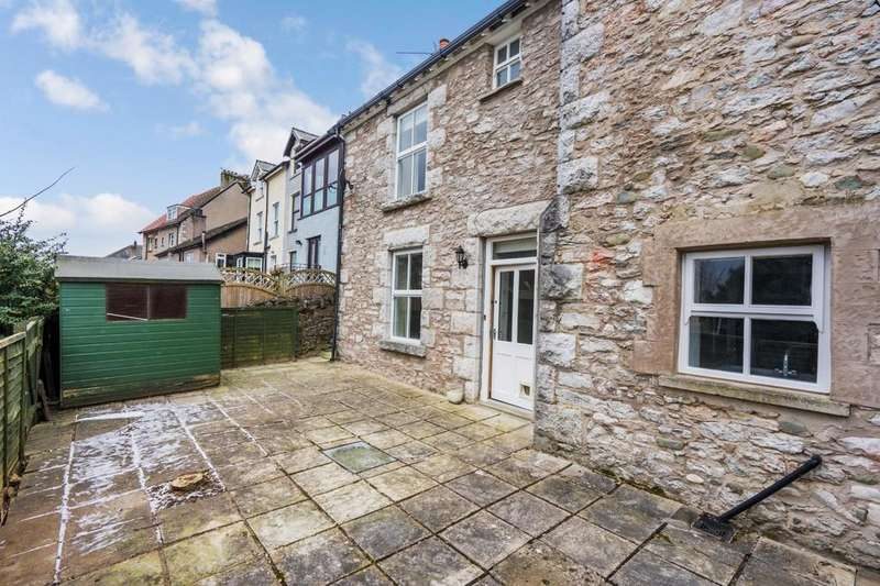 2 Bedrooms End Of Terrace House for rent in 3 St Johns Mews, Fernleigh Road, Grange-over-Sands, Cumbria, LA11 7HN
