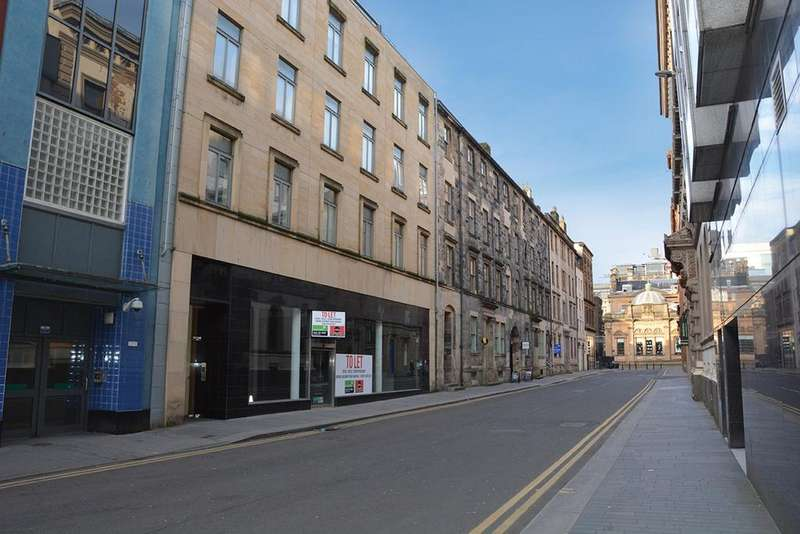 2 Bedrooms Penthouse Flat for sale in Virginia Street, Glasgow, G1