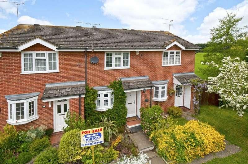 3 Bedrooms Terraced House for sale in Waterside Mews, Wateringbury