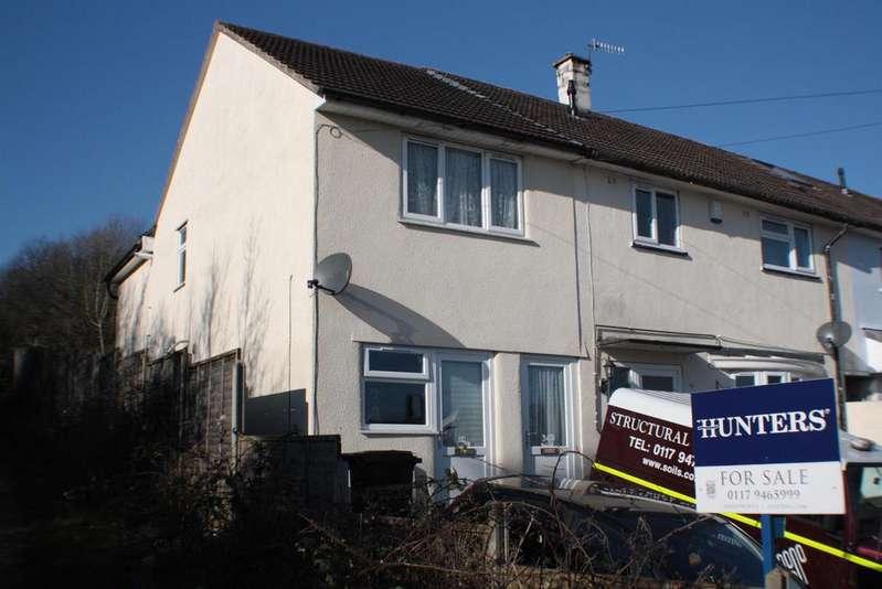1 Bedroom Flat for sale in Mellent Avenue, Hartcliffe, Bristol, BS13 0NT