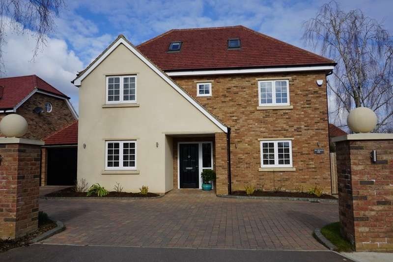 4 Bedrooms Detached House for sale in DINGLEDERRY, OLNEY