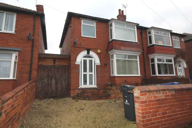 3 Bedrooms Semi Detached House for sale in Bramworth Road, Old Hexthorpe, Doncaster, DN4