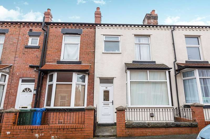 2 Bedrooms Terraced House for sale in Wright Street, Chorley, PR6