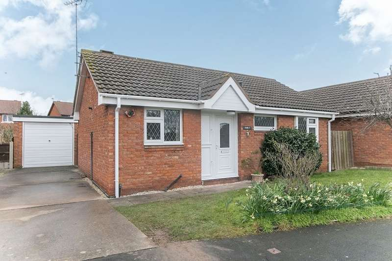 2 Bedrooms Detached Bungalow for rent in Lon Aeron, Rhyl, LL18