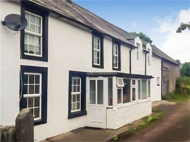 4 Bedrooms Detached House for sale in Victoria Road, Whitehaven, Cumbria