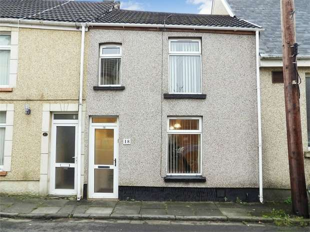 2 Bedrooms End Of Terrace House for sale in Frederick Street, Brynhyfryd, Swansea, West Glamorgan