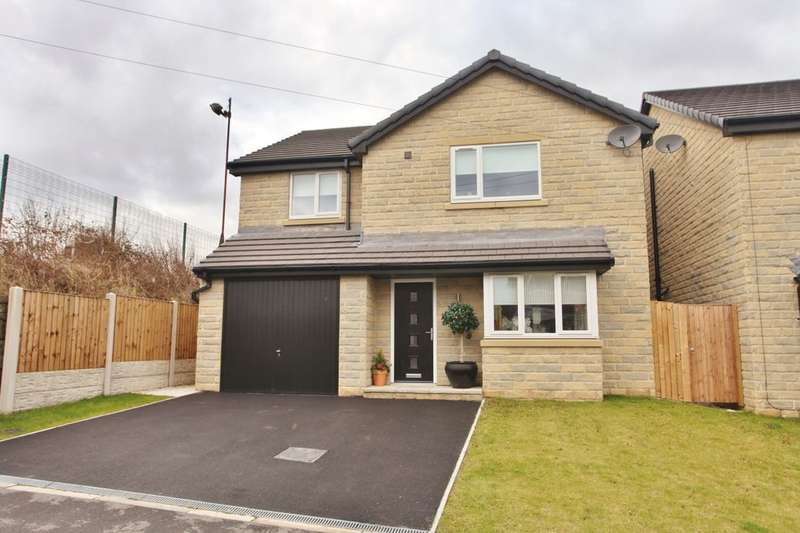 4 Bedrooms Detached House for sale in Roy Kilner Road, Wombwell, Barnsley, S73