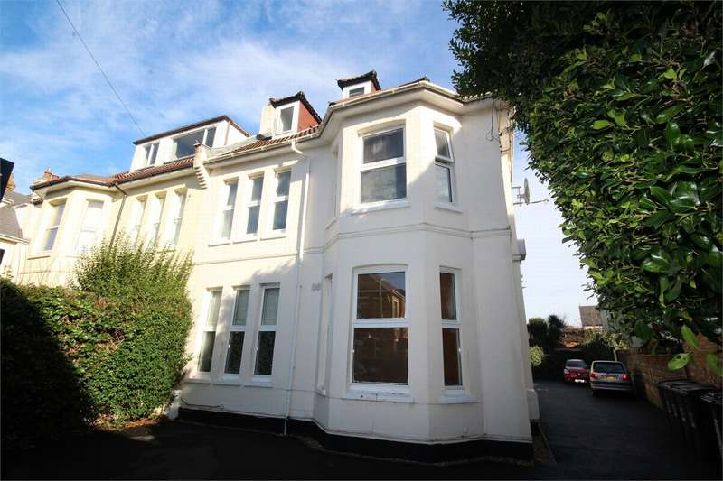 2 Bedrooms Flat for sale in Campbell Road, Bournemouth, Dorset