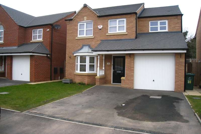3 Bedrooms Detached House for sale in Gwendolyn Drive, Binley , Coventry, CV3