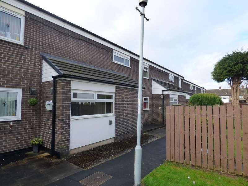 2 Bedrooms Terraced House for sale in Bishops Close, Cheadle, SK8