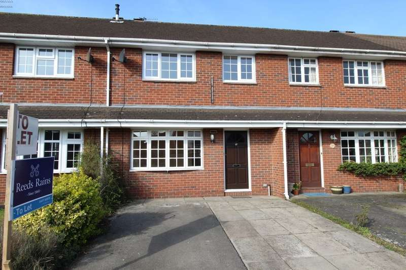 2 Bedrooms Terraced House for rent in Bessancourt, Holmes Chapel, Crewe, CW4