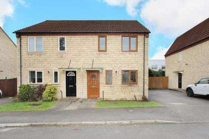 3 Bedrooms Semi Detached House for sale in Oak Tree Close, Wickersley, Rotherham, South Yorkshire