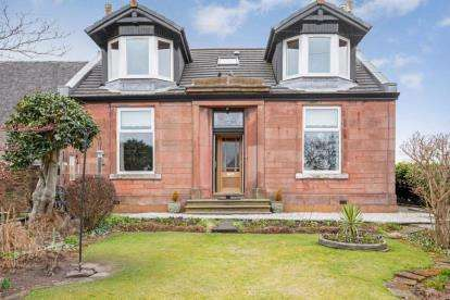 3 Bedrooms Detached House for sale in Muirhead Road, Baillieston, Glasgow, Lanarkshire