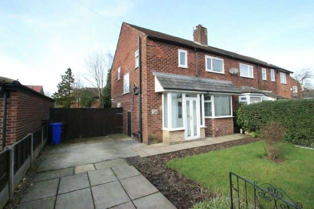 3 Bedrooms Semi Detached House for rent in Ashwell Road, Manchester