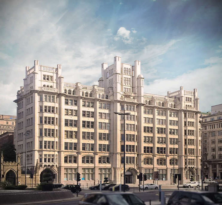2 Bedrooms Apartment Flat for sale in Water Street, Liverpool, Liverpool, L3