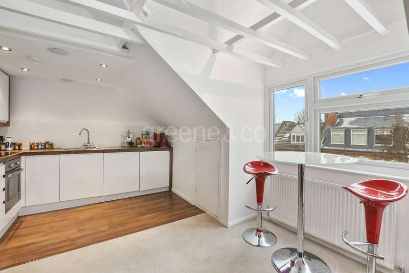 2 Bedrooms Flat for sale in Kingdon Road, West Hampstead, London, NW6
