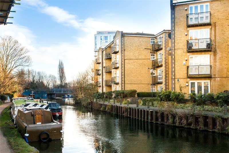 2 Bedrooms Flat for sale in Twig Folly Close, Bethnal Green, E2