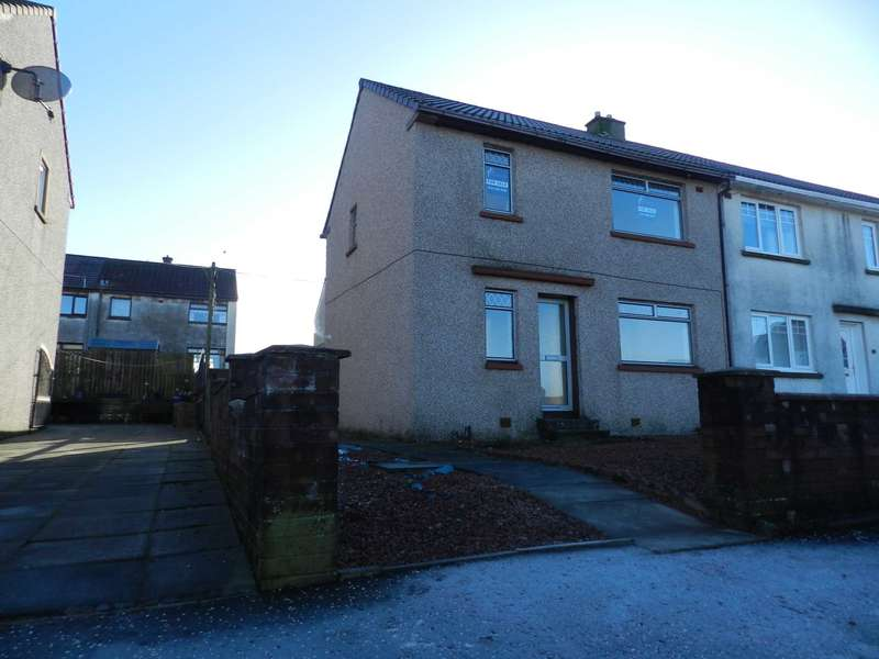 2 Bedrooms End Of Terrace House for sale in Ballochmyle Quadrant, Ballochmyle