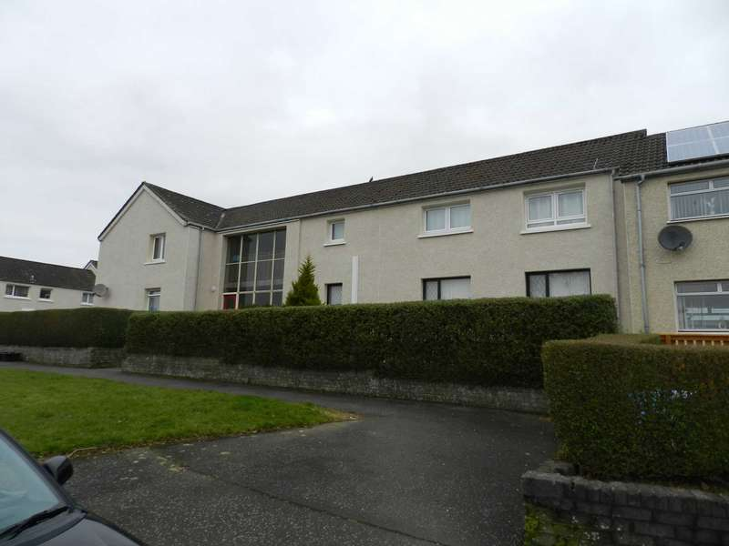 2 Bedrooms Flat for sale in Rigghead, Stewarton