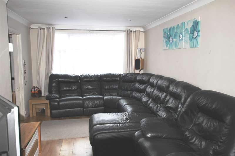 3 Bedrooms Terraced House for sale in Recreation Road, Houghton Regis