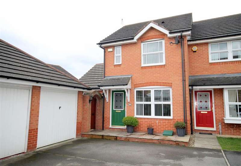 2 Bedrooms End Of Terrace House for sale in Roseberry Grove, York, YO30 4SU