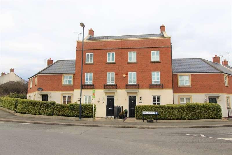 4 Bedrooms Town House for rent in Britten Road