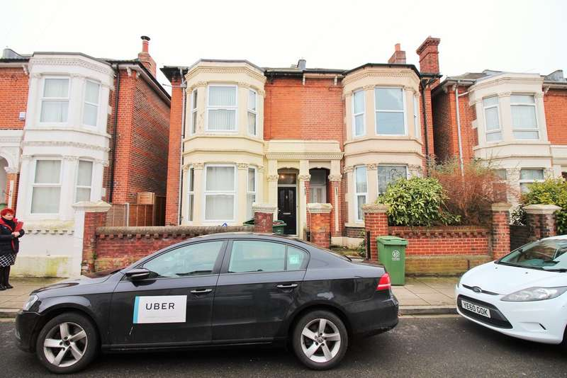 6 Bedrooms Terraced House for rent in Albert Grove, Southsea