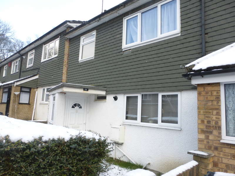 3 Bedrooms End Of Terrace House for sale in Underwood, New Addington, Croydon, Surrey