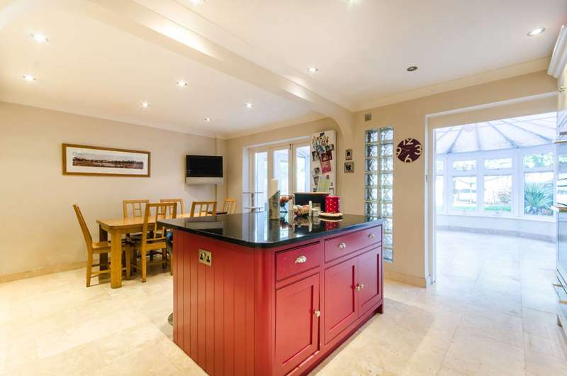 5 Bedrooms Detached House for sale in Copse Hill, Copse Hill, SW20