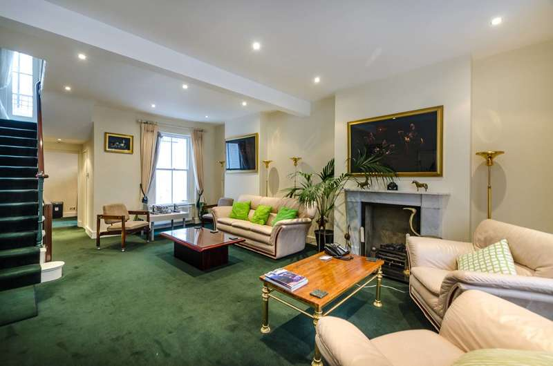 4 Bedrooms Terraced House for sale in Westmoreland Terrace, Pimlico, SW1V