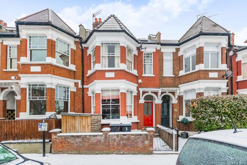4 Bedrooms House for sale in Harvey Road, Crouch End, N8