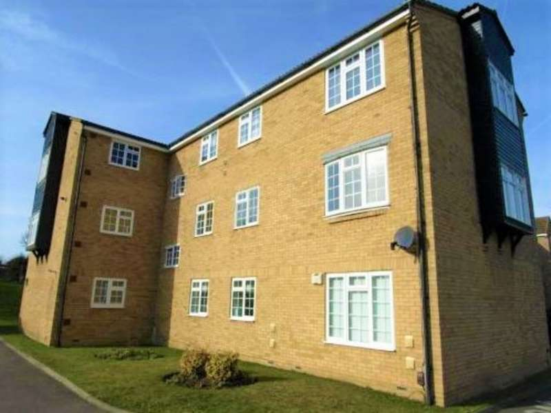 2 Bedrooms Apartment Flat for sale in Mayford Close Beckenham BR3
