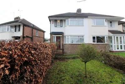 3 Bedrooms Semi Detached House for rent in Maple Drive WS5 Yew Tree