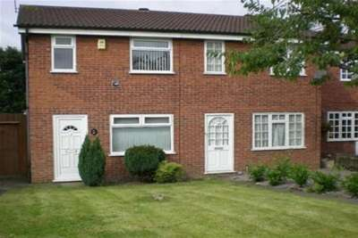 2 Bedrooms House for rent in Malpas Road, Rudheath, CW9