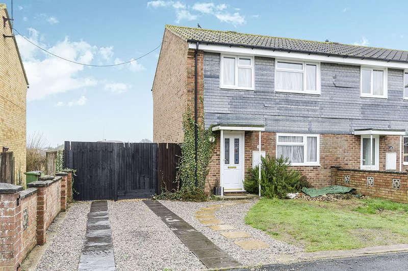 3 Bedrooms Property for sale in Heath Gardens, Netley Abbey, Southampton, SO31