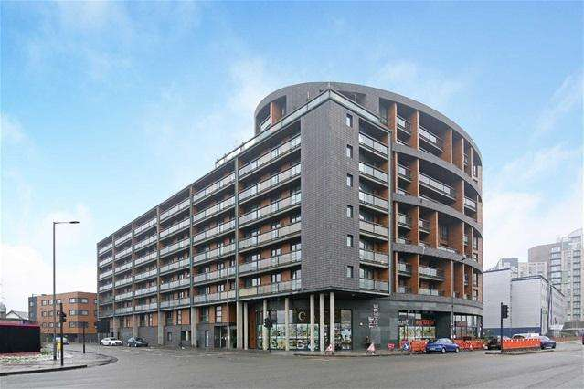 1 Bedroom Flat for sale in The Sphere, Canning Town
