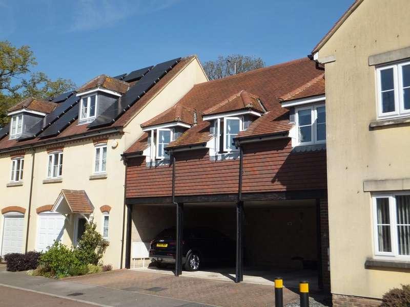 2 Bedrooms House for rent in Herne Road, Herne Farm, Petersfield, GU31