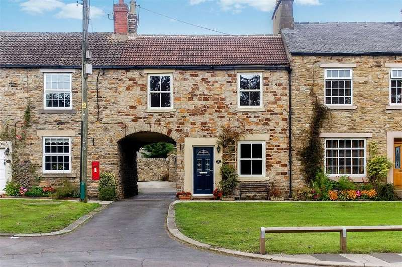 2 Bedrooms Cottage House for rent in 62 West End, Wolsingham, Bishop Auckland, County Durham