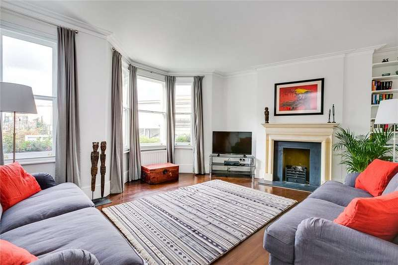 3 Bedrooms Flat for sale in Parsons Green Lane, Parsons Green, Fulham, LONDON