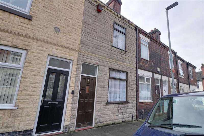 2 Bedrooms Terraced House for sale in Nelson Street, Fenton