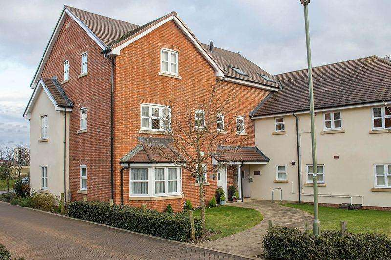 2 Bedrooms Ground Maisonette Flat for sale in Totton