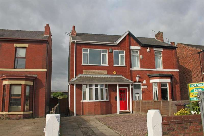 3 Bedrooms Semi Detached House for sale in Kensington Road, Southport