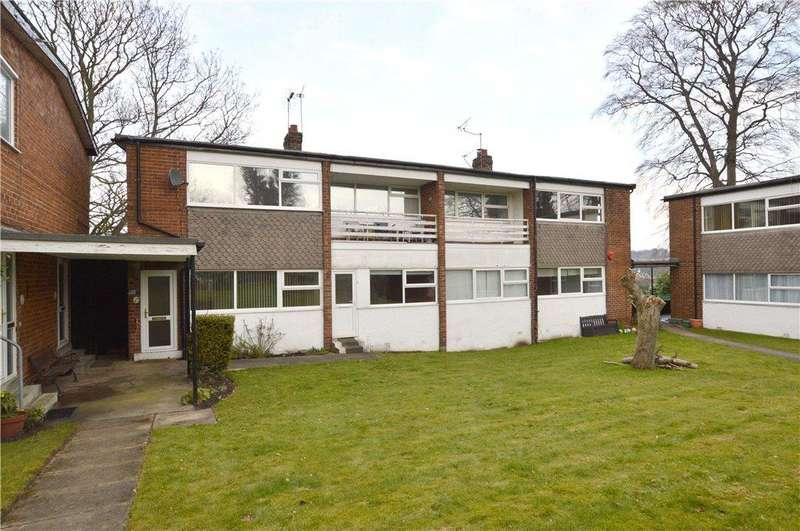 2 Bedrooms Apartment Flat for sale in North Hill Close, Oakwood, Leeds