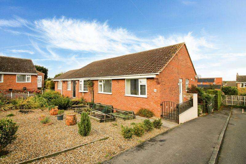 2 Bedrooms Semi Detached Bungalow for rent in Moorside Dale, Ripon
