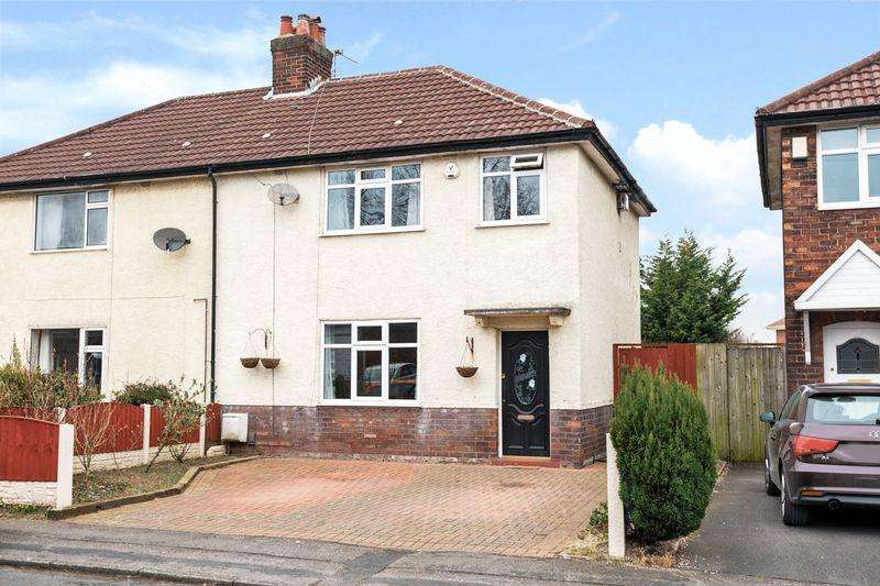 3 Bedrooms Semi Detached House for sale in Nicholls Street, Warrington
