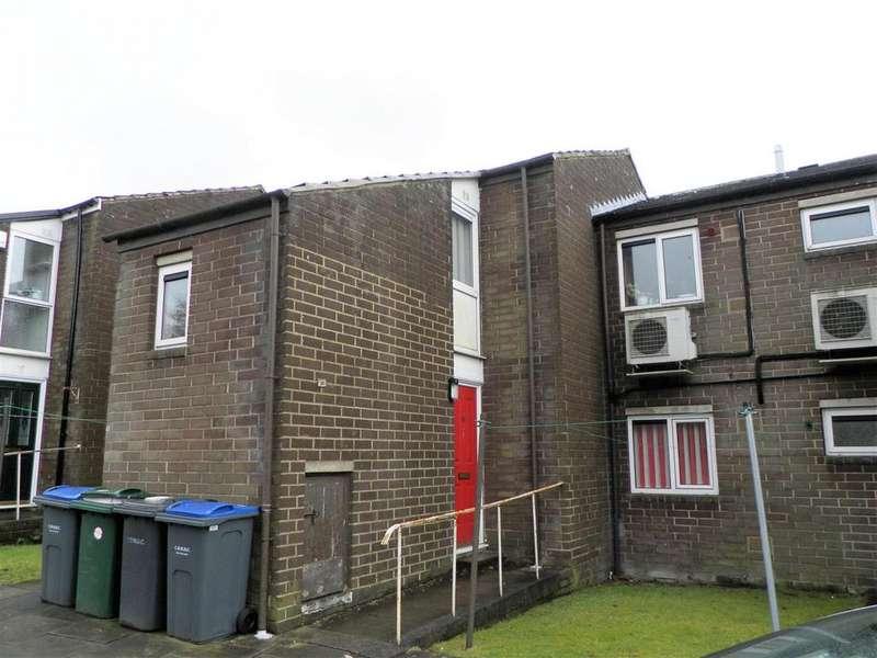 1 Bedroom Maisonette Flat for sale in Oxley Gardens, Low Moor, Bradford