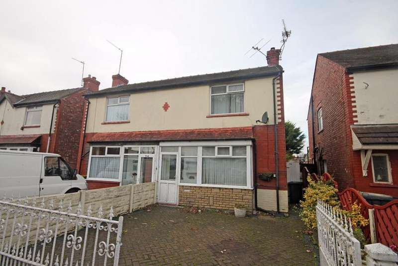 2 Bedrooms Semi Detached House for sale in Canning Road, Southport