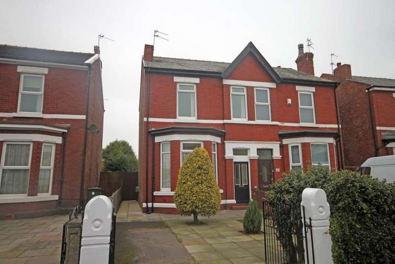 2 Bedrooms Semi Detached House for sale in Hart Street, Southport