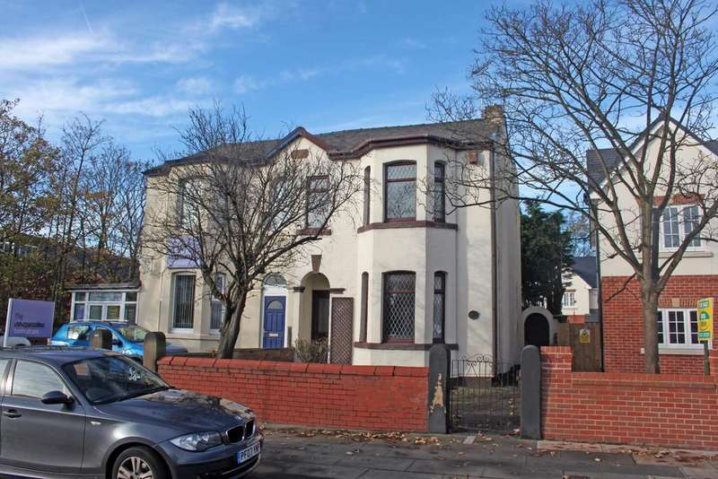 4 Bedrooms Semi Detached House for sale in Liverpool Road, Southport