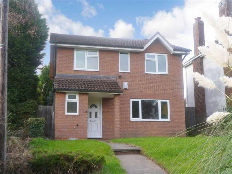 4 Bedrooms Detached House for rent in Chester Road South, Kidderminster, Worcestershire